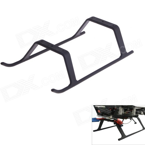 FPV Landing Gear for 250 260 Quadcopter - BlackOther Accessories for R/C Toys<br>Form  ColorBlackMaterialPlasticQuantity1 DX.PCM.Model.AttributeModel.UnitCompatible Model250 260 Mini QuadcopterPacking List1 x FPV Landing Gear<br>