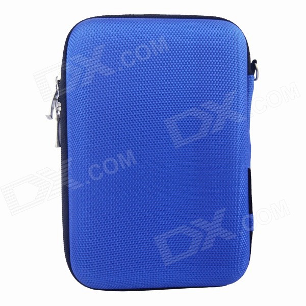 Shockproof Data Storage Bag Case for 2.5 Hard Disk Drive - BlueHDD Enclosures &amp; Cases<br>Form  ColorBlueModelTMAB01Quantity1 DX.PCM.Model.AttributeModel.UnitMaterialHard anti-shock fabricsForm Factor2.5InterfaceUSB 3.0Powered ByOthersSupports Max. Capacity0 DX.PCM.Model.AttributeModel.UnitMax Sequential Read0Max Sequential Write0Packing List1 x Bag<br>