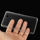 5mm TPU Back Case for Sony Xperia Z3 Mini - Transparent