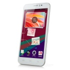 N750 Android 4.4 3G Phone w/ 512MB RAM, 4GB ROM - White + Silver