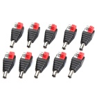 5.5 * 2.1mm Female Plug Connector / DC Power Supply (10PCS)
