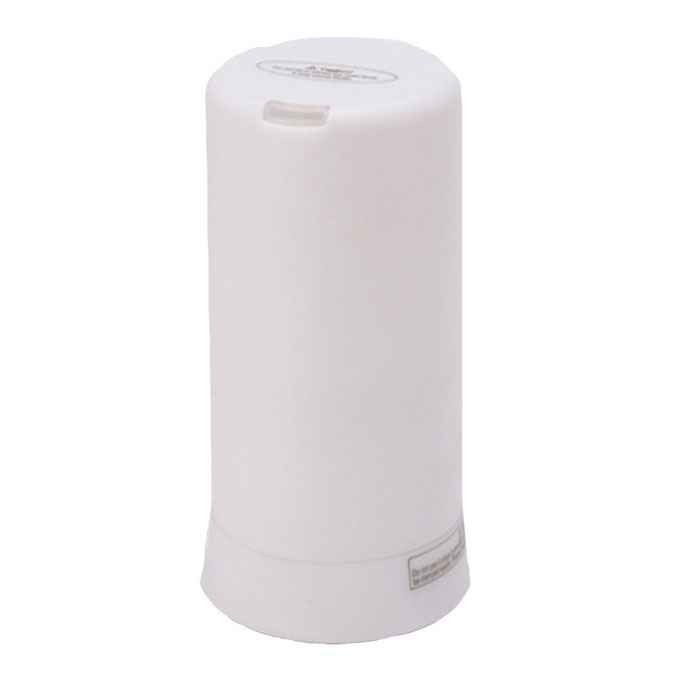 Buy Warm Light Aromatherapy Machine Ultrasonic Humidifier - White with Litecoins with Free Shipping on Gipsybee.com