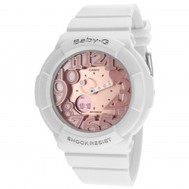 Genuine-Casio-Baby-G-Ladies-Watch-BGA-131-7B2DR-(World-time-29-time-zones)-Pink-White