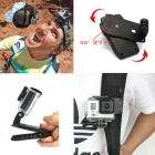 12-in-1 Mounting Accessories Kit for GoPro 4 3+ 3 2 1 - Black