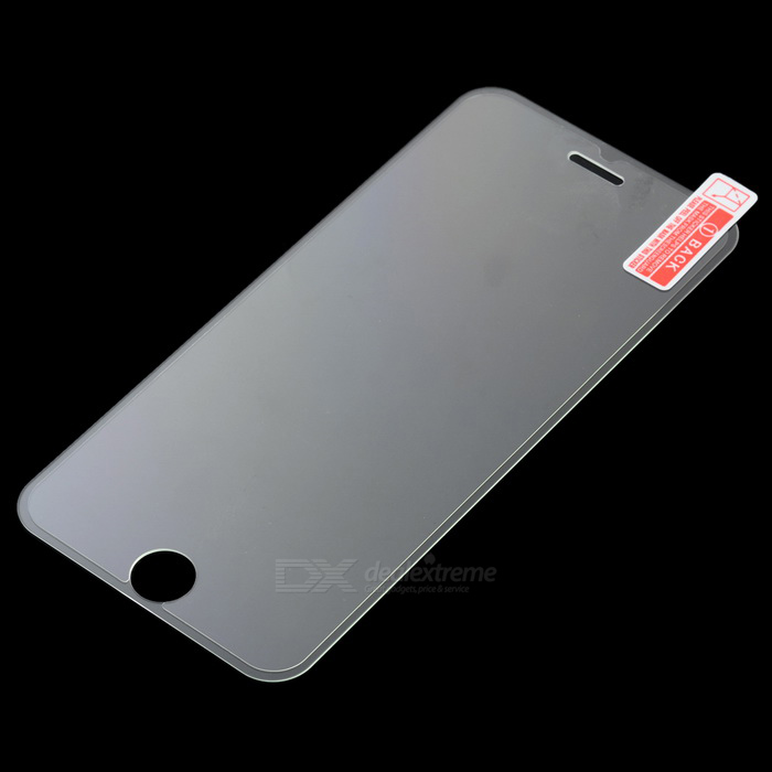 online store 30802 a6465 Clear Tempered Glass Full Screen Film for IPHONE6 - Transparent (2PCS)