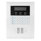 "2.2"" LCDZone 433MHz GSM Home Security Alarm System - White"