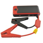 T6 12000mAh Car Jump Starter Power Bank w/ LED Torch - Black + Red