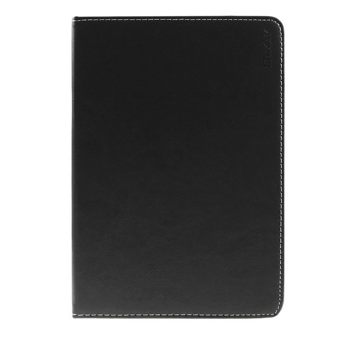 ENKAY 360° Rotary Universal PU Leather Case for 7'' Tablet PC - Black