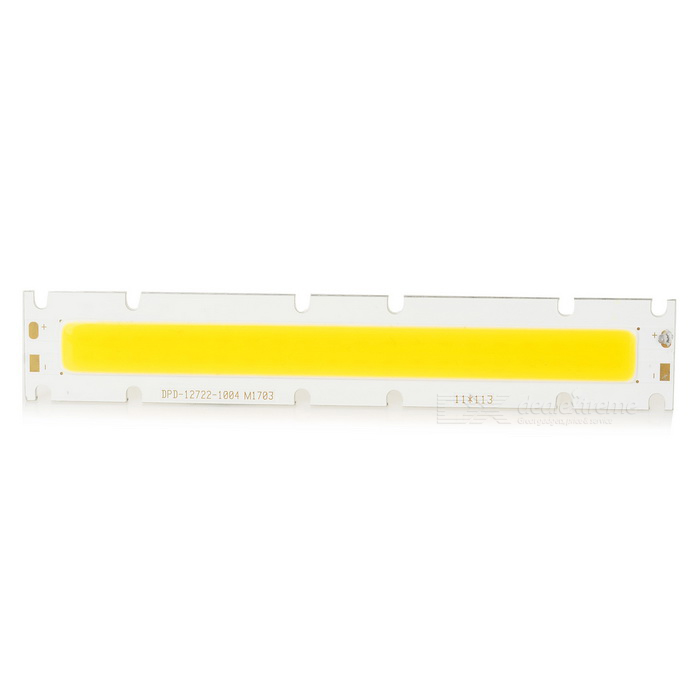 20W 40-COB LED Light Panel Source Warm White 1800lm 3200K (DC 32~36V)