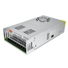 AC 110V / 220V to DC 24V 21A 500W Switching Power Supply - Silver