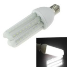 E27 18W 4U-Shaped LED Corn Lamp Cool White 6500K 2800lm 72-SMD - White