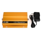 AT-980 2G/3G/4G Cell Phone Signal Repeater Amplifier Booster - Golden