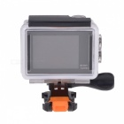 "EOSCN A9 1080P 2"" LCD Waterproof Camera 5.0MP Action Camcorder - Black"