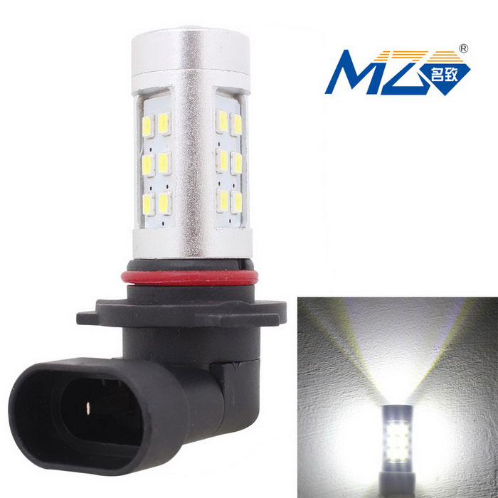 MZ 9005 4.2W LED Car Fog Lamp White 630lm 21-SMD w/ Constant Current