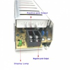 AC 110 / 220V to DC 24V 60W 2.5A Switching Power Supply - Silver