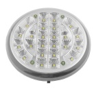 CARKING 3W Car LED Dome Roof Ceiling Lamp White 6500K 200lm 24-SMD