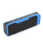 UHAPPY UT6 Mini Bluetooth V3.0 Speaker w/ Power Bank, TF, 3.5mm - Blue
