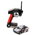 WLtoys K999 1:28 Scale 4-CH Electric R/C Car Model Toy - Black + Red