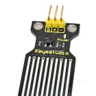 Keyestudio Water Sensor Module for Arduino - Black + Yellow