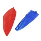 Replacement Quadcopter Light Cover for JJR/C H16 - Red + Blue (5PCS)