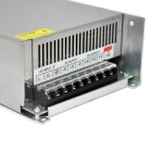 AC 170~250V to DC 48V 12.5A 600W Switching Power Supply - Silver