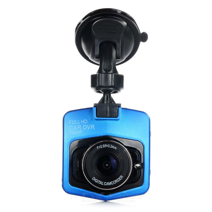 2.3 TFT 1080P 170 Wide-Angle Car DVR w/ LED &amp; IR Night Vision - BlueCar DVRs<br>Form  ColorBlue + BlackModelN/AQuantity1 pieceMaterialABSChipsetOthers,N/ACamera Lens1Image SensorCMOSImage Sensor Size1/2.7 inchesCamera Pixel1.3MPExternal Camera PixelNoWide AngleOthers,170Optical Zoom4XScreen Resolution1080PScreen TypeTFTScreen SizeOthers,2.3ISOOthers,100 / 200Exposure CompensationOthers,EV-2.0, EV-5/3, EV-4/3, EV-1.0, EV-2/3, EV-1/3, EV+0.0, EV+1/3, EV+2/3, EV+1.0, EV+4/3, EV+5/3, EV+2.0Anti-ShakeYesWhite Balance ModeAutoVideo FormatOthers,MJPGDecode FormatH.264Video OutputHDMIVideo Resolution720P(1280 x 720),1080FHD(1920 x 1080),VGA(640 x 480),WVGA(848 x 480),1080P(1440 x 1080)Video Frame Rate30ImagesOthers,MJPGStill Image Resolution12M 4032x3024,8M 3264x2448,5M 2592x1944,Others,12M (4032x3024)Audio SystemMonophonyMicrophoneYesMotion DetectionYesAuto-Power OnYesLED QtyOthers,1IR Night VisionYesG-sensorYesLoop RecordOthers,1:2:3:5:10Delay ShutdownYesTime StampYesBuilt-in Memory / RAMNoMax. Capacity32GBStorage ExpansionTFAV InterfaceAV-out,Mini HDMIData interfaceMini USBWorking Voltage   5 VBattery Capacity300 mAhWorking Time5~6 hourMenu LanguageEnglish,French,Italian,Spanish,Portuguese,Russian,Arabic,Japanese,Korean,Greek,Chinese Simplified,Chinese TraditionalScreen Size2-2.9Other FeaturesMotion Detection,Anti-Shake,IR Night Vision,Microphone,Loop Record,Delay Shutdown,HDMIScreen Resolution:Others,1080P dpiCamera Pixel2.9-2.9MP pixelsWide Angle170°-189°Packing List1 x Car DVR1 x Car charger (12~24V / 345cm)1 x Holder1 x Data cable (42cm)<br>