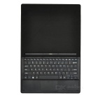 Magnetic PU Tablet Keyboard Case w/ Touch Pad for CHUWI Vi10 - Black