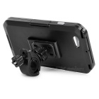 Bike Mounted Touch Screen Waterproof Case for IPHONE 6 PLUS - Black