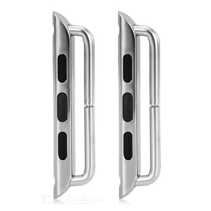 Mini Smile Watch Band Attachment Adapter for APPLE WATCH 42mm (2 PCS)