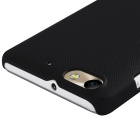 NILLKIN PC Back Case w/ Screen Protector for Huawei Honor 4C - Black