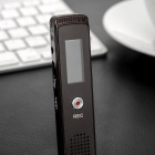 "1.0"" Screen Digital Voice Recorder w/ Micro USB / 3.5mm - Coffee (8GB)"