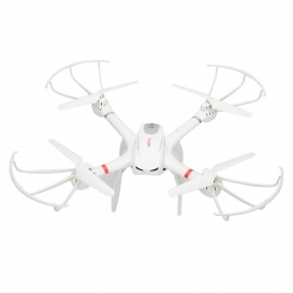 mjxr / c X101C 2.4GHz 4-CH 6-assige gyro radio controle quadcopter - wit