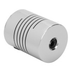 Flexible Shaft Coupling / Coupler for DIY R/C Car - Silver (5*5mm)