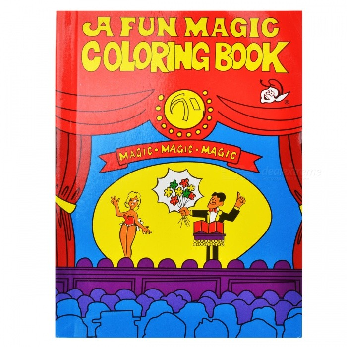 Magic Paper White + Black / Colorful Cartoon Book - Green + Black