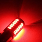 MZ 1157 16.5W ledede bil bremselys Red Light 660nm 1155lm SMD 5630