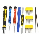 BEST BST-8925 Convenient 24-in-1 Precision Repair Tool Kit for IPHONE / Samsung