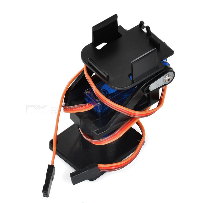 2-Axis FPV Camera Cradle Head Kit for Robot / R/C Car