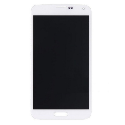 LCD Display Touch Screen for Samsung S5 G9006V + More - White