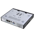 Cotier 8-CH P2P cloud HD NVR Network Video Recorder - černý (EU zásuvka)