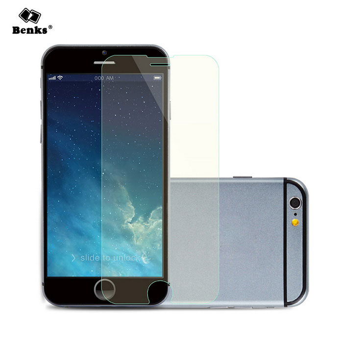 Benks Magic KR Anti-Blue-Ray Glass Film for IPHONE 6 - Transparent