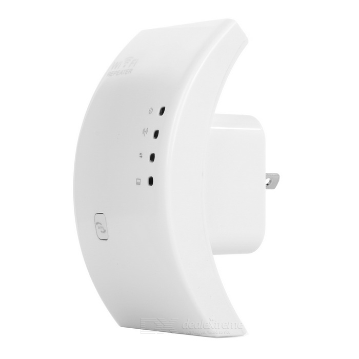 300Mbps Wi-Fi AP / Repeater w/ WPS Function - White (AU Plug)