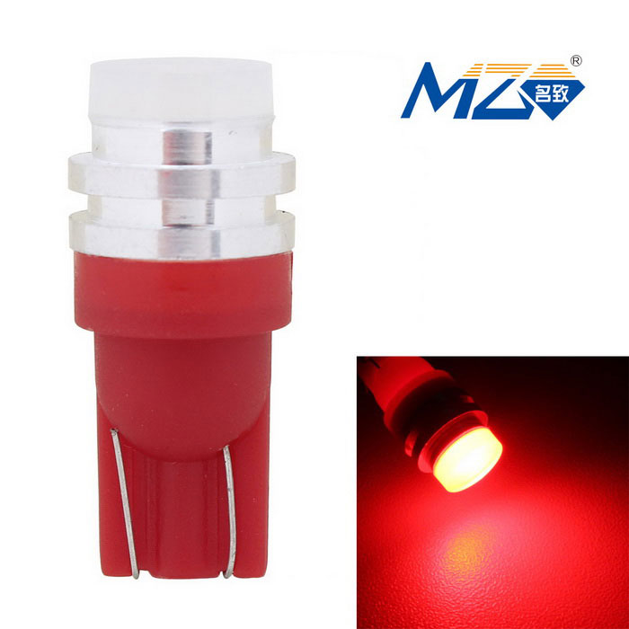 MZ T10 5W Red Light 660nm 300lm COB LED Car Clearance Lamp (12V) for sale for the best price on Gipsybee.com.