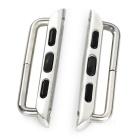Mini Smile Band Attachments Connectors for APPLE WATCH 38mm (2PCS)
