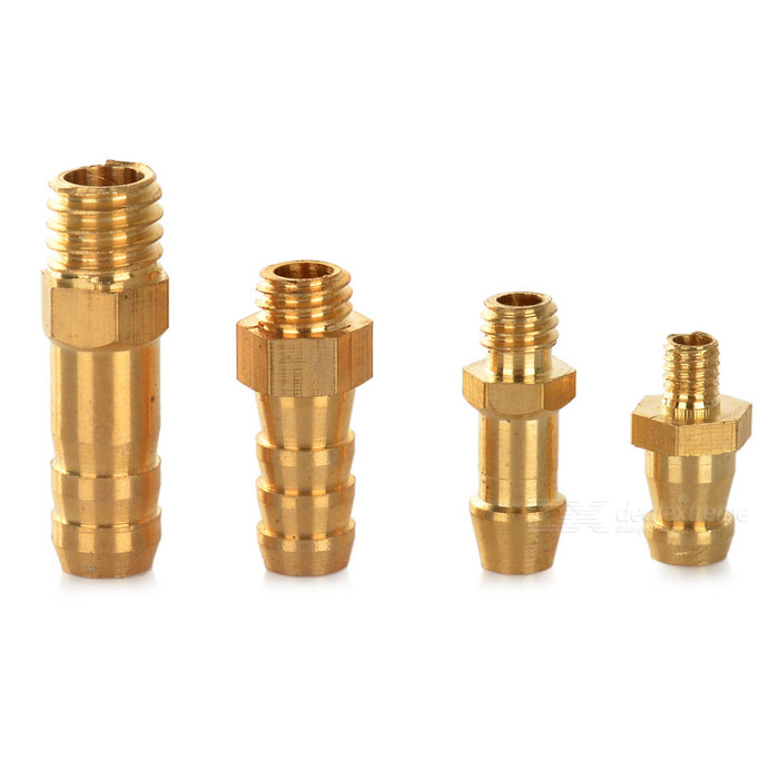 4-in-1 DIY Air/Craft Flight Model Cooling System Brass Nozzles - Brass