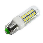 E27 15W Bluish White 1200lm 56-LED Corn Light (5PCS/AC 220~240V)