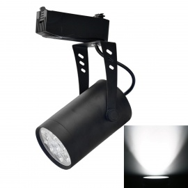 JIAWEN-7W-7-COB-LED-Track-Light-White-Light-6500K-700lm-Black