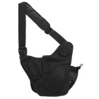 FREESOLDIER Multifunctional Sports Bag w/ 9 Exterior Pockets - Black