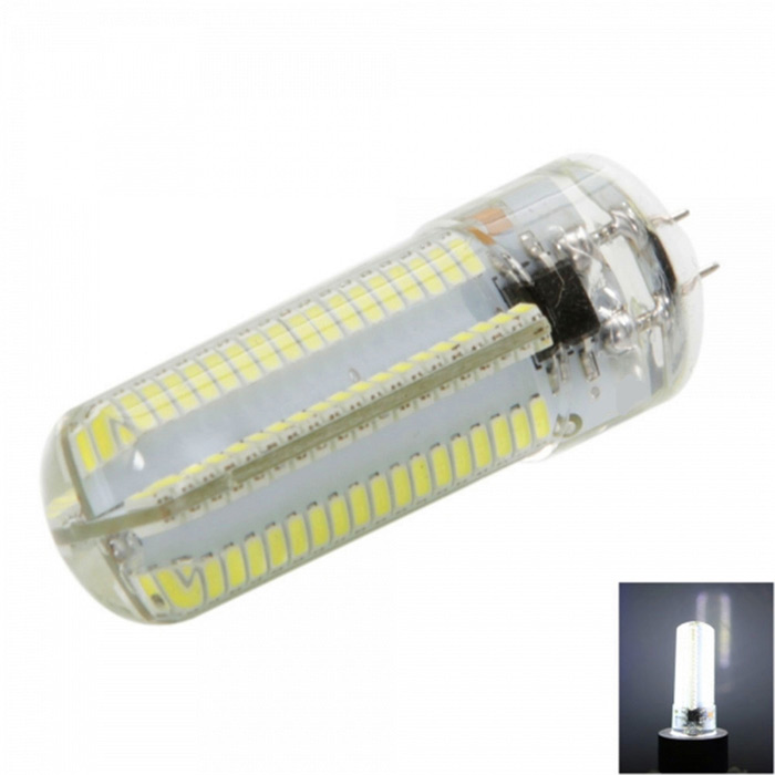 Dimmable G4 7W LED Corn Bulb 152-SMD (AC 110V)