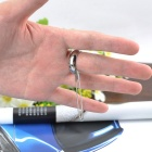 Magic Trick Prop Strong Magnetic Ring - Silver (M)
