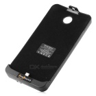 FineSource 4200mAh Li-polymer Battery Back Case w/ Stand - Black
